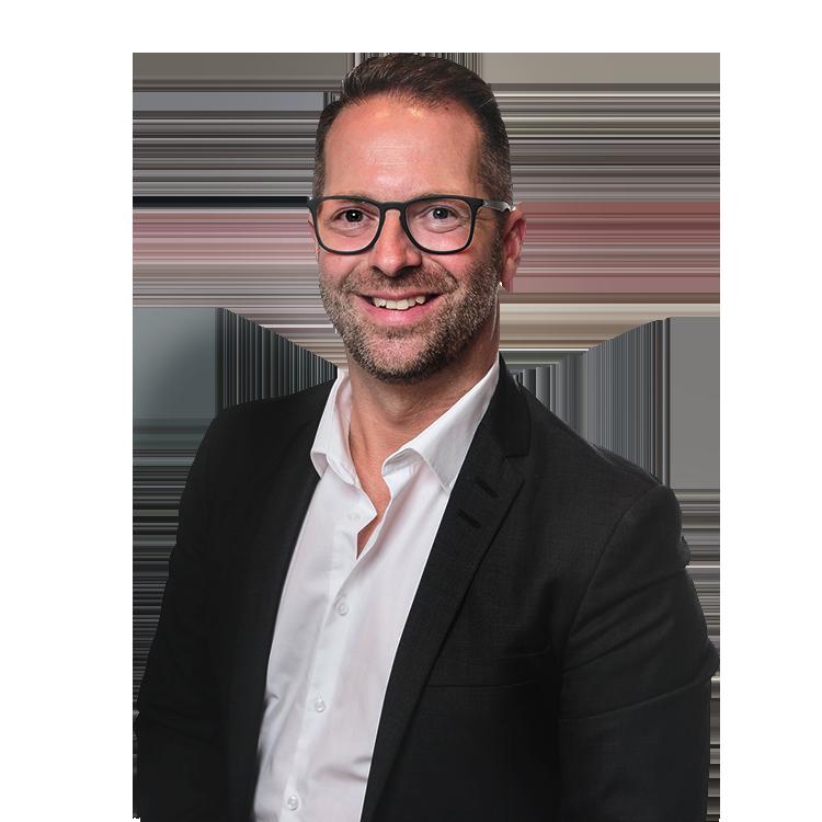 Portrait von Christoph Fogel. Gründer von Desinfektion365
