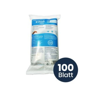 Produktbild. Merusal Fresh Wipes Nachfüllpack 100 Blatt