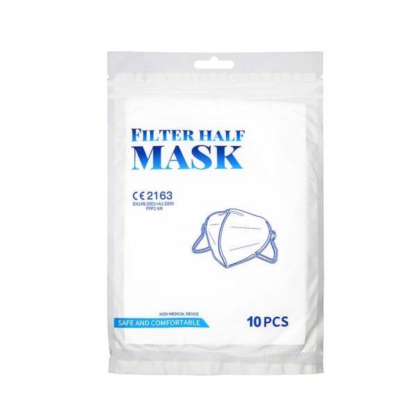 Produktbild. Packung FFP-2-Masken